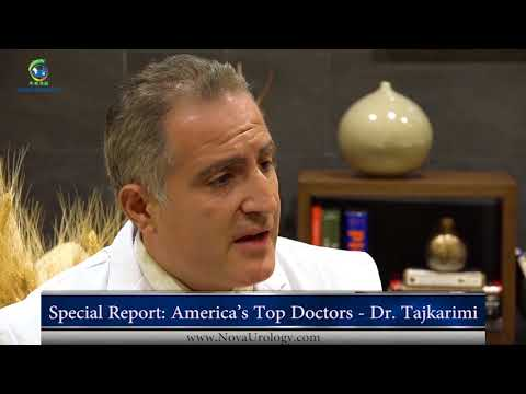 Special Report - Dr. Kambiz Tajkarimi, Urologist, robotic surgeon, penile implant specialist