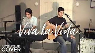 Viva la Vida - Coldplay (Boyce Avenue acoustic cover) on Spotify & Apple thumbnail