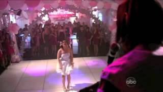 Suburgatory - Tessa dances to Average Shelflife