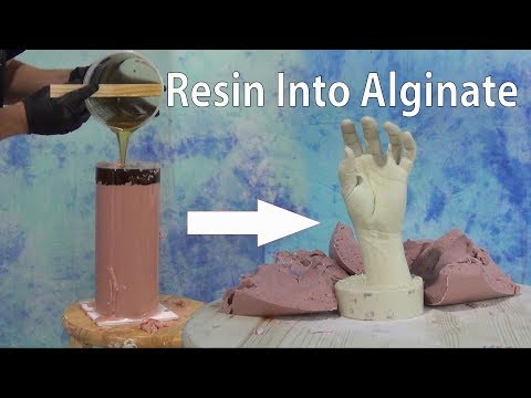 Casting A Resin