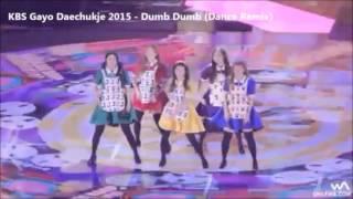 Red Velvet 2015 - Ice Cream Cake and Dumb Dumb (Dance Remix/Break Compilation)