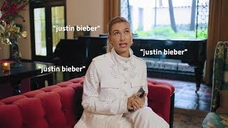 73 questions with hailey bieber, except it's about justin bieber