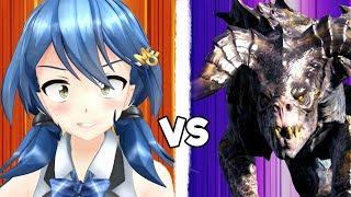 MOE VS DEATHCLAW! [Fallout 4 #003]