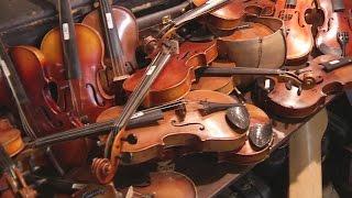 Primerano violin shop
