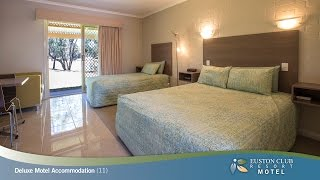 Euston Club Resort Motel Deluxe Accommodation Robinvale