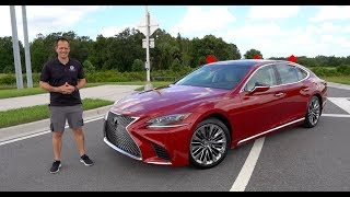 Is the 2019 Lexus LS 500 the ULTIMATE luxury sedan for the PRICE?