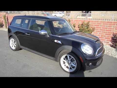 2009 mini cooper clubman s start up exhaust and in depth tour youtube. Black Bedroom Furniture Sets. Home Design Ideas