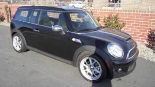 2009 Mini Cooper Clubman S Start Up, Exhaust, and In Depth Tour