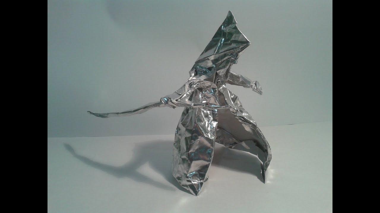 Origami Wizard Satoshi Kamiya Steps 0 25
