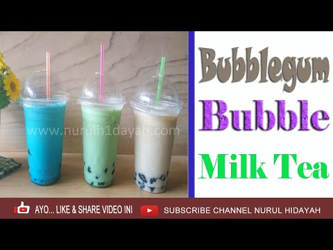 minuman-bubble-|-cara-membuat-bubblegum-bubble-milk-tea-|-ide-jualan-minuman-kekinian-|-nurulhidayah