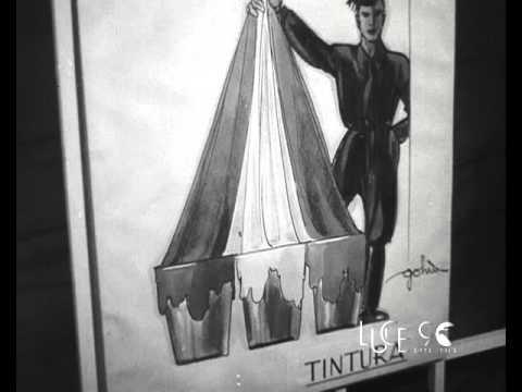 Mostra laniera a Biella (1936)