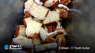 Bread 3 SHRED