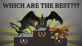 War Dragons: Top Dragons in Each Tier Overview! (Red-Harbinger)