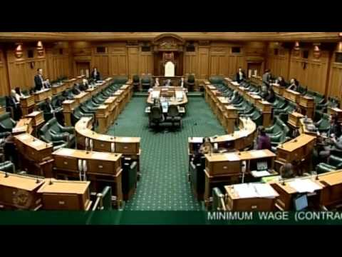 Minimum Wage (Contractor Remuneration) Amendment Bill Committee Stage taken as one debate - Part 22