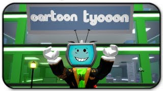 Become Your Favorite Cartoon Character - Roblox Cartoon Tycoon