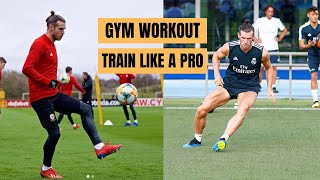 Gareth Bale TRAINING - Individual Workout Drills and Fitness