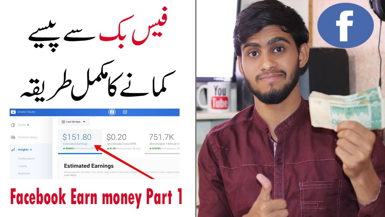 How To Earn Money From Facebook || Facebook Page Monetization | Step By Step Full Guide Part 1