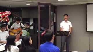 [ 我相信 ] 黃國倫 - 香港香港聖公會何明華會督中學