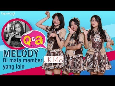 Melody Lulus Dari JKT48