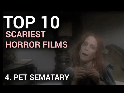04. Pet Sematary (Scariest Horror Films Top 10)