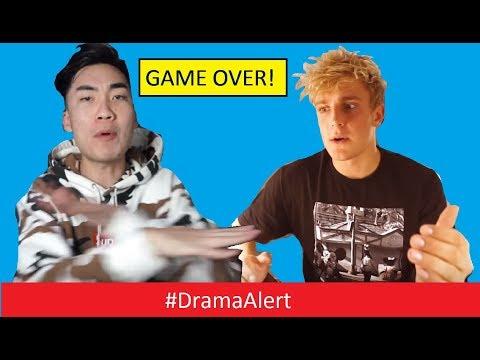 Jake Paul DESTROYED by RiceGum with 1 Tweet! #DramaAlert KSI New Girlfriend REVEALED! Shane Dawson!