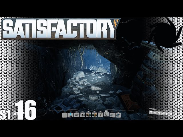 Satisfactory - S01E16 - Large Factory Progress