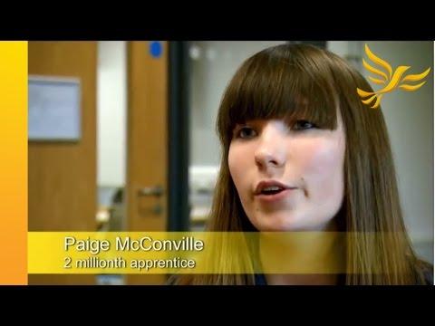 The Political Slot - More Apprenticeships Layla Moran