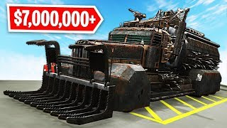 GTA 5 Arena War Update - NEW $7,000,000 APOCALYPSE TRUCK Spending Spree!! (GTA 5 Online DLC Update)