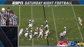 2018 college football rules review #3