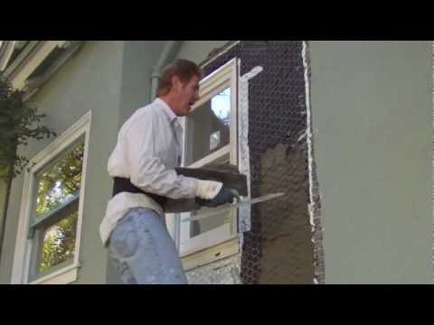 Calcium Aluminate Cement Home Depot : How to plaster with portland cement adding accelerator youtube