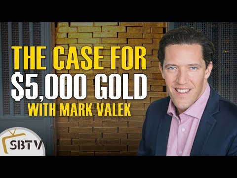 Mark Valek - Proposal for the Federal Reserve to Revalue Gold to $5000