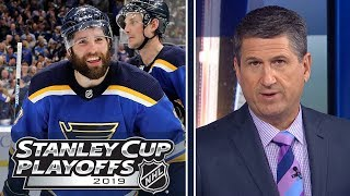 NHL Stanley Cup Final 2019 Preview: Blues vs. Bruins | Quest for the Cup Ep. 7 | NBC Sports