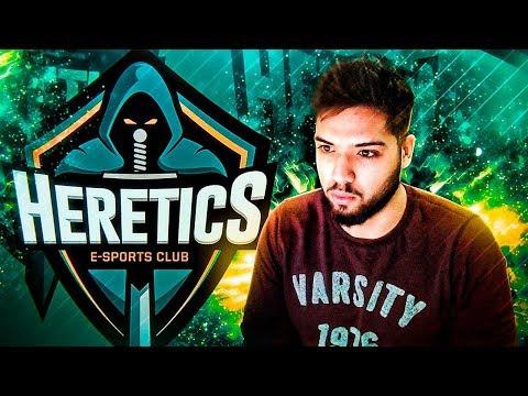 A POR VICTORIAS en FORTNITE | Heretics Rike + 330 SOLO WINS