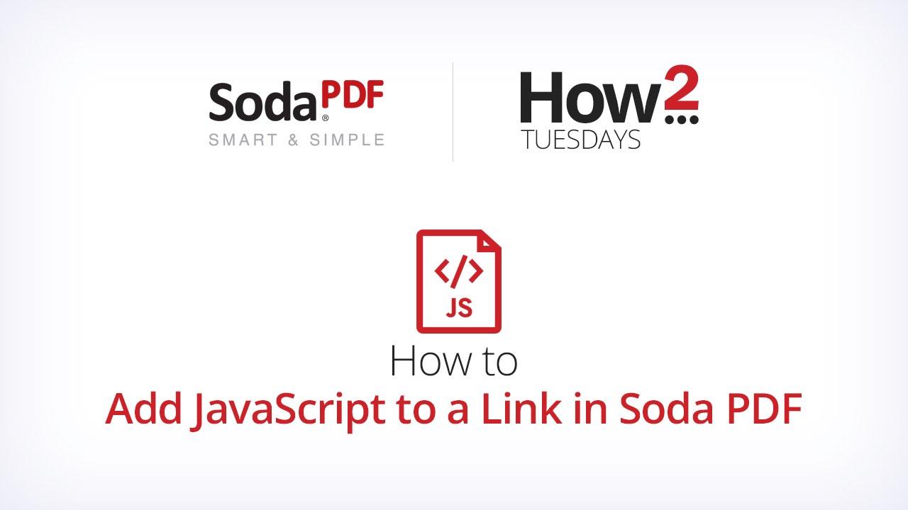 Pdf Link In Javascript