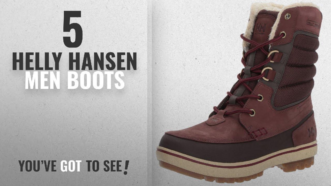 ad5a2c6f824 Top 10 Helly Hansen Men Boots [ Winter 2018 ]: Helly Hansen Men's Garibaldi  2 Snow Boot,