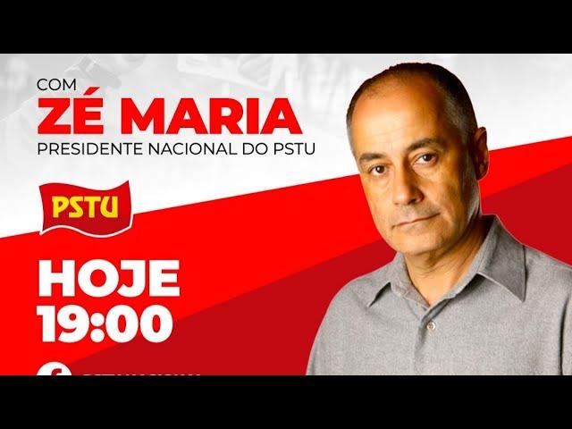 #3J | LIVE DE AVALIAÇÃO COM ZÉ MARIA