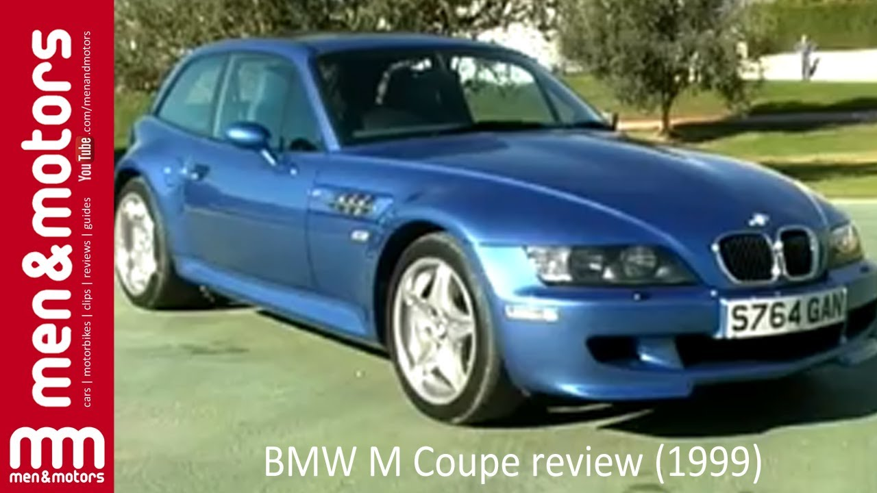 BMW M Coupe review (1999) - YouTube