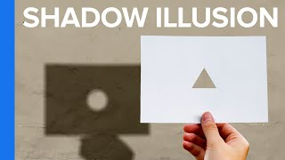 Can You Solve This Shadow Illusion?