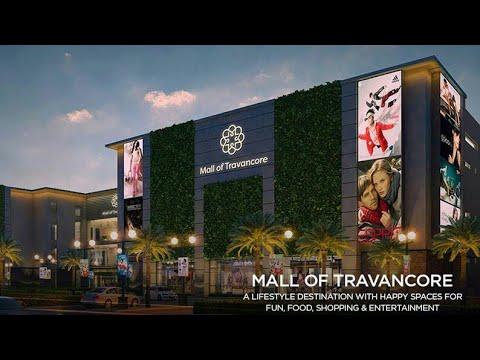 Mall of Travancore | Inauguration & Entire View