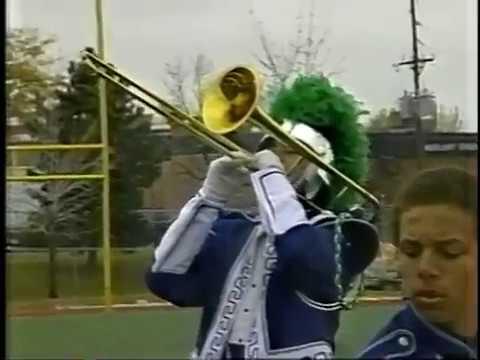 Doherty High School 'Spartan' Marching Band, Colorado Springs, Colorado   (Oct 31, 1998)