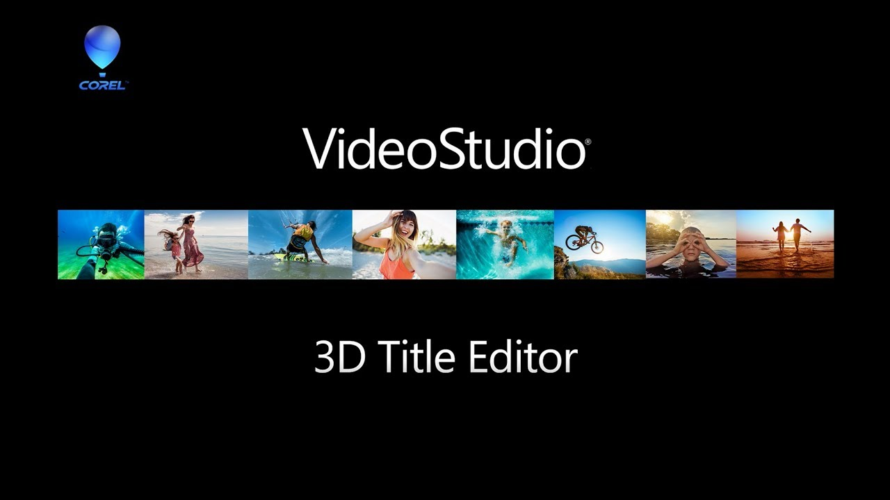 How to Make 3D Titles - Corel Discovery Center