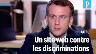 Contrôles au faciès : Emmanuel Macron annonce la création d'une « plateforme de signalements »