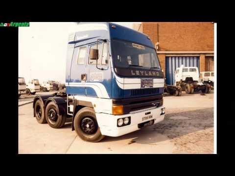Truck of the Year 1981 Leyland T45