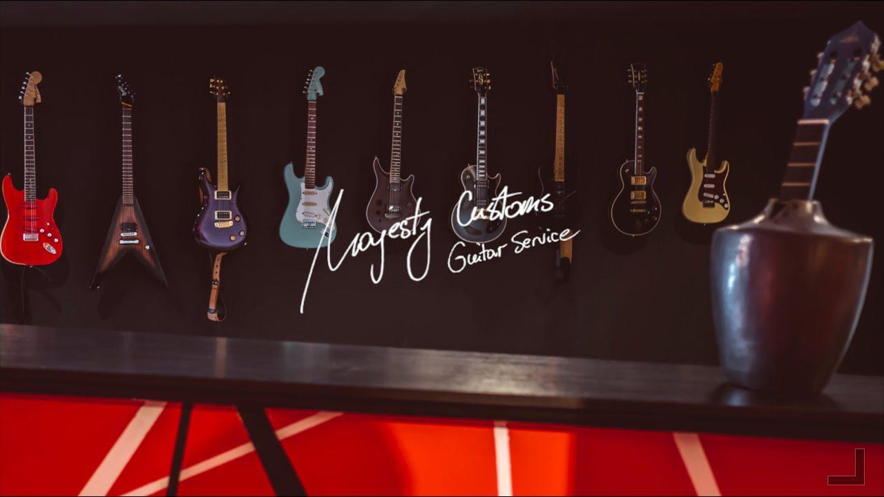 Majesty Customs - Guitar workshop