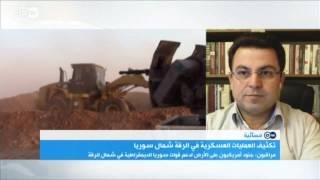 نواف خليل: قوات حماية الشعب الكردية لن تسلم المناطق المحررة لنظام الأسد