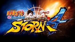 NARUTO SHIPPUDEN : Ultimate Ninja Storm 4 OST - Naruto VS Sasuke Part 1 Theme