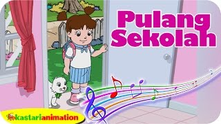 Lagu Anak Indonesia Burung Kakak Tua Bersama Diva | Kastari Animation Official