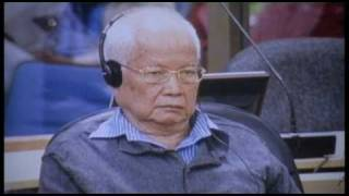 Facing genocide - Khieu Samphan and Pol Pot - Trailer