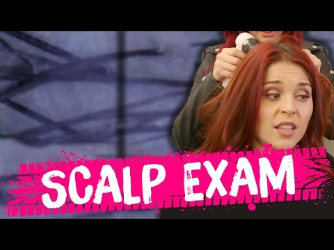 Revealing Scalp Secrets?! (Beauty Trippin)