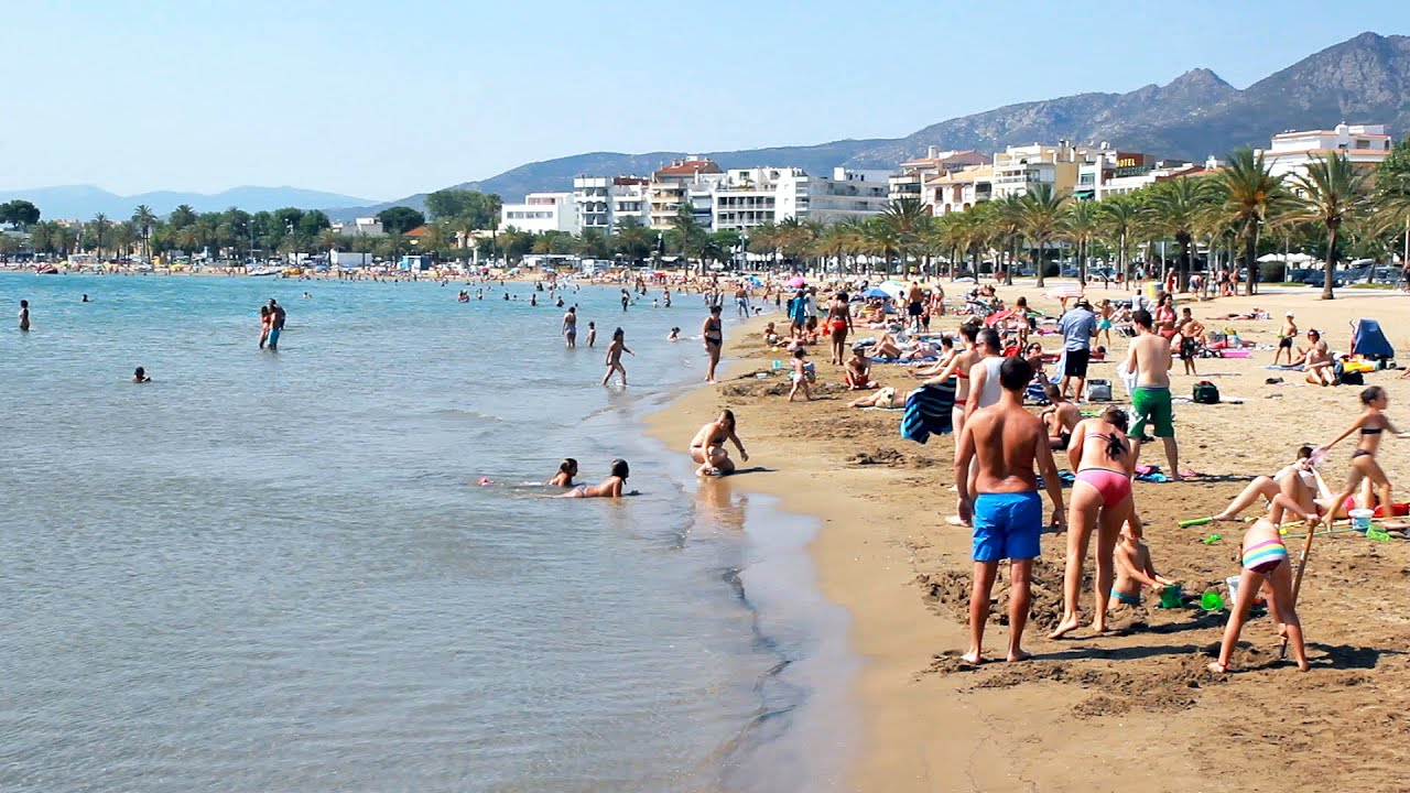 En holidays shared images guides spain costa brava jpg - Costa Brava Beaches Playa De Roses Girona Tourism Travel Beach Spain Holiday Turismo Youtube